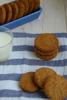 La cossa dulce: Galletas de avellana