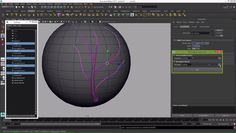 Showing the new features in curveOnMesh 2.0 and introducing simplifyCurve.  # Download Links : Curve on Mesh : http://www.creativecrash.com/maya/script/curve-on-mesh Simplify Curve : http://www.creativecrash.com/maya/script/gf_simplify-curve