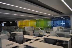 Grupo CIT | Oficinas Corporativas | en la Ciudad de México | de Oxígeno Arquitectura | #CDMX #Arquitectura #Design #Interiores #Corporativos