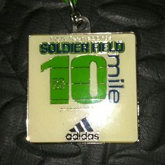 Soldier Field 10 Mile 5/24/08