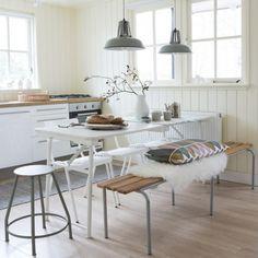 Vakantiewoning Boshuis Nij Hildenberg - De open keuken
