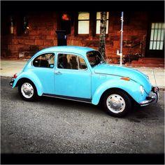 Bug #volkswagon #oldschool #beetle