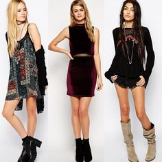 Which outfit is your favourite? Buy them at: www.ootdmagazine.com
