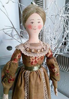 Авторская кукла  Барыня