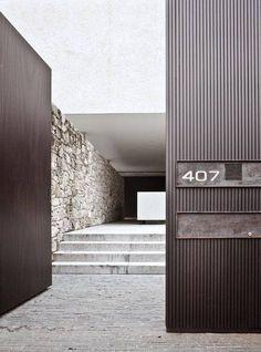 #fench #modern #minimalis #architecture #design #wood #art