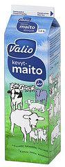 Valio Semi-skimmed milk - design Oiva Toikka
