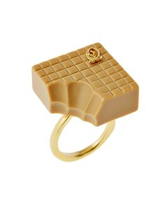 Q-pot. ONLINE SHOP/ caramel ring