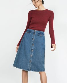 Where to buy jeans skirts in singapore – Modern skirts blog for you