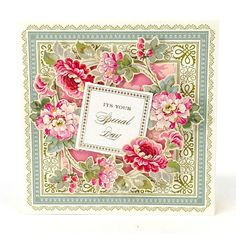 "Anna Griffin® Pretty Papers 6"" x 6"" Cardstock Kit"