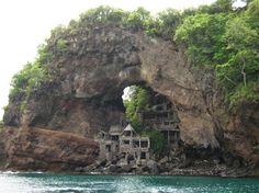 Moonhole - Bequia, Grenadine Islands