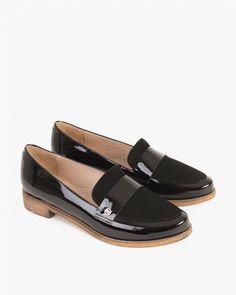 mokasyny 061 -0981-CZAR-L Loafers, Ladies Shoes, Lady, Spring, Amazing, Fashion, Travel Shoes, Moda, Moccasins