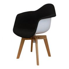 Eetkamerstoelen : Designed4U Arm chair rood