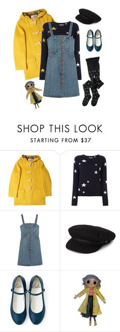 """""""coraline"""" by bluelilija ❤ liked on Polyvore featuring Chinti and Parker, Madewell and Brixton"""