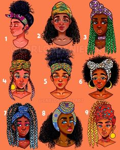 Which one do you pick? leave your answer below and tag your friends . Which one do you pick? leave your answer below and tag your friends . Hair Wrap Scarf, Hair Scarf Styles, Curly Hair Styles, Natural Hair Styles, Bandana Hairstyles, Black Girls Hairstyles, Diy Hairstyles, Perm, Dyed Natural Hair