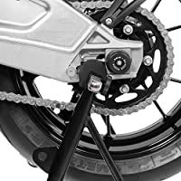 ConStands Dolly Rear Paddock Stand Yamaha XSR 900 Mover II Universal black