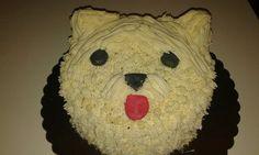Τούρτα σκυλάκι για τα γενέθλια της Μαρίας