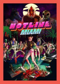 Hotline Miami - Loving this game.