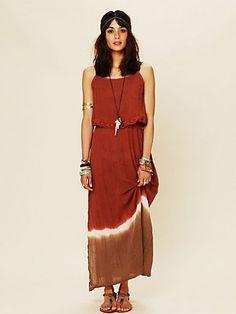 Dream On Dip Dye Maxi Dress  http://www.freepeople.com/current-catalog/dream-dip-dye-maxi-dress/