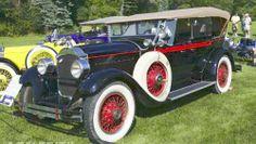 1931 Packard Phaeton