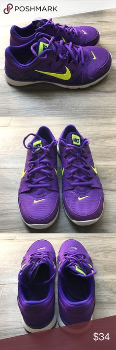 Women's Nike Sneakers Purple Women's Nike Sneakers Purple. Excellent condition. Size US 7.5 (women) Nike Shoes Athletic Shoes