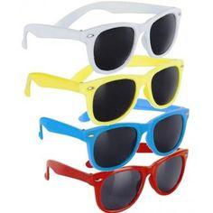 550144d91a03fc Image of Promotional Pantone Matched Sunglasses. Retro Sunglasses Summer  Sunglasses