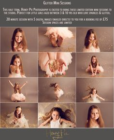 Image of Glitter Mini Sessions