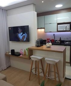 Home decoration in the small kitchen. Source by amqidwi Home decoration in the small kitchen. Source by amqidwi Home decoration in the small kitchen. Source by amqidwi Home decoration in the small kitchen. Source by amqidwi Home decoration in … Home Decor Kitchen, Kitchen Interior, Home Interior Design, Kitchen Ideas, Kitchen Small, Small Apartment Kitchen, Studio Interior, Small Kitchens, Kitchen Modern