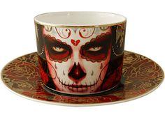Sylvia Ji Maria Tea Set Cup and Saucer, don't know why I like it but I do