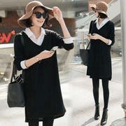知性襯衫假兩件洋裝 Top Sales, Black, Tops, Dresses, Fashion, Vestidos, Moda, Black People, Fasion