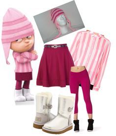 Edith Despicable Me Costume edith from despicable me by