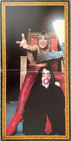 Prince Of Darkness, Ozzy Osbourne, Painting, Art, Art Background, Painting Art, Kunst, Paintings, Performing Arts