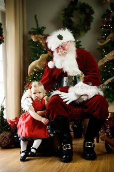 Baltimore Photos with Santa