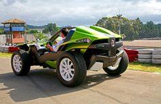 Fiat FCC II: Un atractivo buggy eléctrico | Lista de Carros