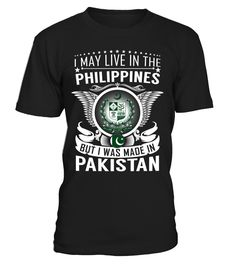 I May Live in the Philippines But I Was Made in Pakistan #Pakistan