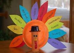 thanksgiving crafts for toddlers -