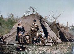 Saami Family 1900