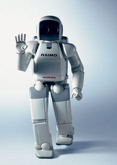 Robot Asimo firmy Honda