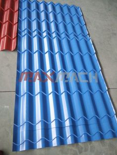 Re: steel tile We specializing in the manufacture and export of roll forming machine such as door frame machine, struct roll forming machine, silo roll forming machine, ect.You are welcome to visit our website, all of our products are customized, if any requirement feel free to contact with us. Web:httpa//www.roll-machine.com/                  www.roll-machine.cn/ E-mail:info@roll-forming.cn Tel: +86-571-82897908