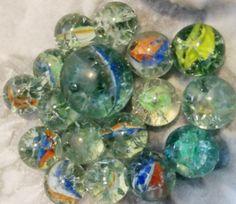 dust fairies & darwin: cracking marbles