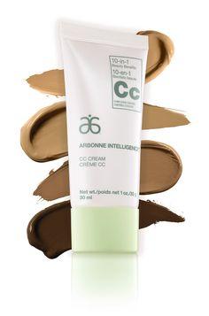 Arbonne Intelligence CC Cream