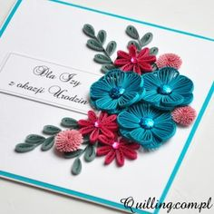 Quilling.com.pl - greeting cards & greeting cards