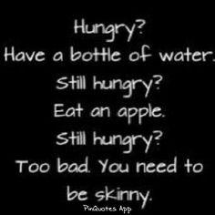 No comer adelgazar anorexia websites