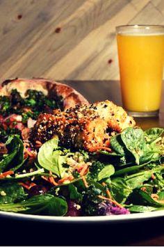Plant Based Options That Are Praiseworthy Vegan Vegetarian Veganrestaurant Vegantravel Restaurants