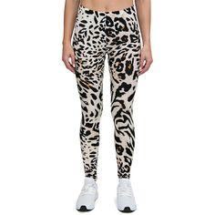 RAG• Beige & Black Leopard Leggings ($13) ❤ liked on Polyvore featuring plus size women's fashion, plus size clothing, plus size pants, plus size leggings, plus size, leopard leggings, stretch pants, animal print leggings and leopard print leggings