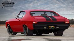 1968 Chevrolet Chevelle SS by samvesters