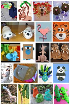 Kids love a trip to the zoo to see all their favorite zoo animals. I've found so many fun zoo animal crafts that I couldn't wait to share them with you!