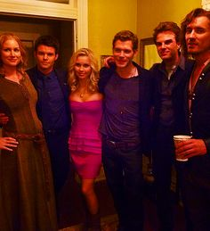The Mikaelsons
