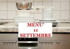RICETTE FACILI E GUSTOSE: Ricette per l'undici di settembre