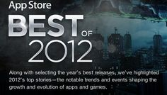 Apple's Best of the iTunes Store 2012