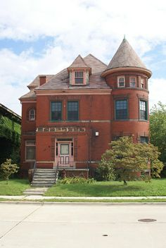 Detroit abadonned mansions | Detroit's Abandoned Mansions | Flickr - Photo Sharing!